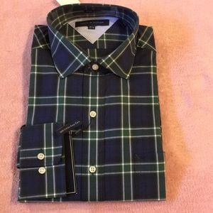 Tommy Hilfiger LS Dress Shirt 16.5 / 34-35